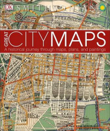 Great City Maps (Innbundet)