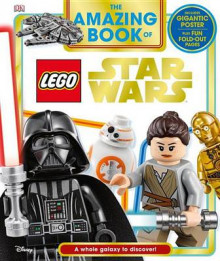 The Amazing Book of Lego Star Wars av David Fentiman (Innbundet)