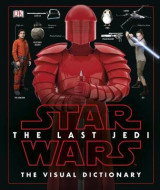 Omslag - Star Wars the Last Jedi the Visual Dictionary