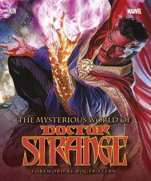 The Mysterious World of Doctor Strange av Billy Wrecks (Innbundet)