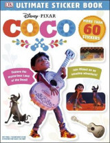 Omslag - Ultimate Sticker Book: Disney Pixar Coco