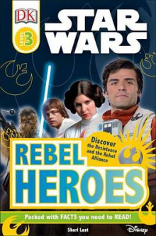 Star Wars: Rebel Heroes av Shari Last (Heftet)
