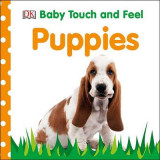 Omslag - Baby Touch and Feel: Puppies