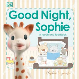 Omslag - Sophie La Girafe: Good Night, Sophie