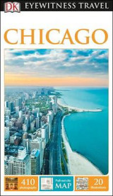 Omslag - DK Eyewitness Travel Guide: Chicago