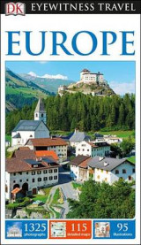 Omslag - DK Eyewitness Travel Guide: Europe