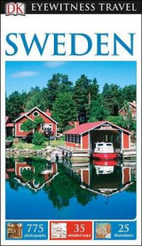 Omslag - DK Eyewitness Travel Guide: Sweden