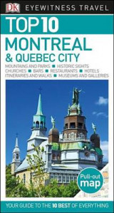Omslag - Top 10 Montreal & Quebec City