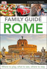 Omslag - Eyewitness Travel Family Guide Rome