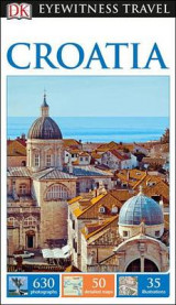 Omslag - DK Eyewitness Travel Guide: Croatia
