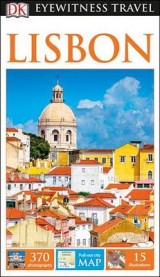 Omslag - DK Eyewitness Travel Guide: Lisbon