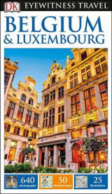 Omslag - DK Eyewitness Travel Guide: Belgium & Luxembourg