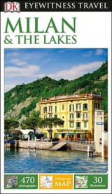 Omslag - DK Eyewitness Travel Guide: Milan & the Lakes
