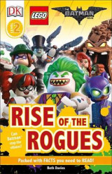 Omslag - DK Readers L2: The Lego(r) Batman Movie Rise of the Rogues