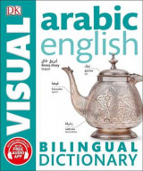 Omslag - Arabic-English Bilingual Visual Dictionary