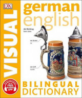 Omslag - German English Bilingual Visual Dictionary