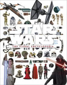 Star Wars: The Visual Encyclopedia av Adam Bray (Innbundet)