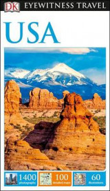 Omslag - DK Eyewitness Travel Guide USA