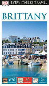 Omslag - DK Eyewitness Travel Guide Brittany