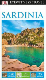 Omslag - DK Eyewitness Travel Guide Sardinia