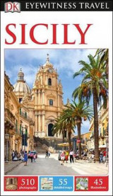 Omslag - DK Eyewitness Travel Guide Sicily