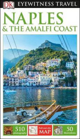 Omslag - DK Eyewitness Travel Guide Naples & the Amalfi Coast