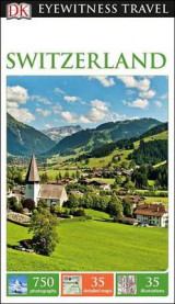 Omslag - DK Eyewitness Travel Guide Switzerland