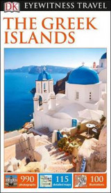 Omslag - DK Eyewitness Travel the Greek Islands