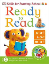 Omslag - Skills for Starting School Ready to Read