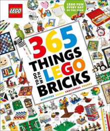 365 Things to Do with Lego Bricks av Simon Hugo (Innbundet)