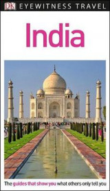 Omslag - DK Eyewitness Travel Guide: India