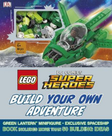 Lego DC Comics Super Heroes Build Your Own Adventure av DK (Blandet mediaprodukt)