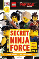 Omslag - DK Readers L2: The Lego(r) Ninjago(r) Movie: Secret Ninja Force
