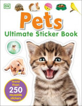 Omslag - Ultimate Sticker Book: Pets