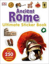 Omslag - Ultimate Sticker Book: Ancient Rome