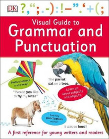 Visual Guide to Grammar and Punctuation av DK (Innbundet)