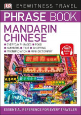 Omslag - Eyewitness Travel Phrase Book Mandarin Chinese