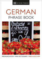 Omslag - Eyewitness Travel Phrase Book German