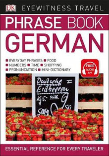 Eyewitness Travel Phrase Book German av DK (Heftet)