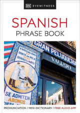 Omslag - Eyewitness Travel Phrase Book Spanish