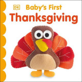 Omslag - Baby's First Thanksgiving