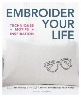 Omslag - Embroider Your Life