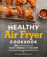 Omslag - Healthy Air Fryer Cookbook