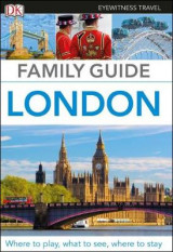 Omslag - Eyewitness Travel Family Guide London
