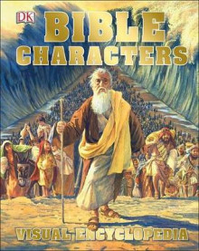 Bible Characters Visual Encyclopedia av DK (Innbundet)