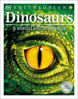 Omslag - Dinosaurs: A Visual Encyclopedia, 2nd Edition