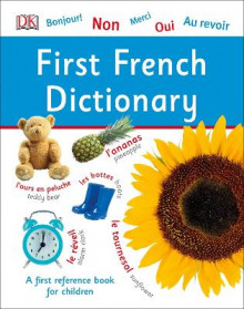 First French Dictionary av DK (Innbundet)