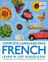 Omslag - Complete Language Pack French