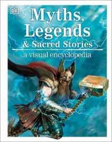 Myths, Legends, and Sacred Stories av Philip Wilkinson (Innbundet)