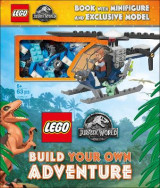 Omslag - Lego Jurassic World Build Your Own Adventure